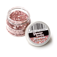 Stamperia Glamour Sparkles Ancient Pink 40g