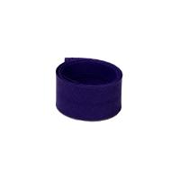 Baumwoll Schrägband Violett