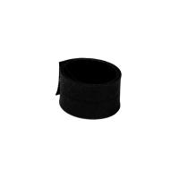 Baumwoll Schrägband Schwarz