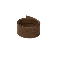 Baumwoll Schrägband Braun
