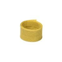 Baumwoll Schrägband Senfgelb