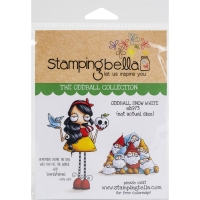 Stamping Bella Cling Stempel - Oddball Snow White