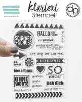 Clear Stamp Set - Schnappschuss