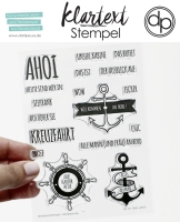 Clear Stamp Set - Ahoi