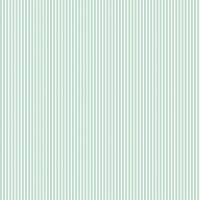 Baumwollpopeline Streifen Mint-Weiss