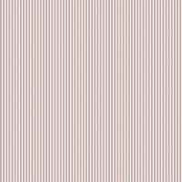 Baumwollpopeline Streifen Blush-Weiss