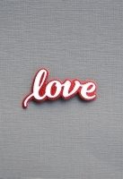 Birch Press Design - Layer Craft Sugar Script Die LOVE