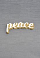 Birch Press Design - Layer Craft Sugar Script Die PEACE