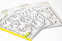 Birch Press Design - Layer Die Set - BUTTERFLY GARDEN
