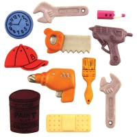 Knöpfe Set Handyman