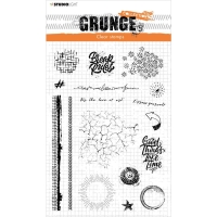 Studio Light Clear Stamp Grunge Collection NR. 502