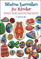Buch - Steine bemalen für Kinder