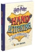Buch Harry Potter Hand Lettering