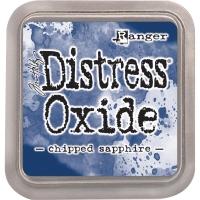 Distress Oxide Stempelkissen - Chipped Sapphire