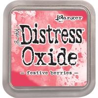 Distress Oxide Stempelkissen - Festive Berries