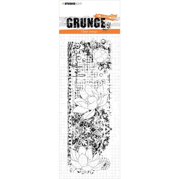 Studio Light Clear Stamp Grunge 5.0 Collection Nr. 497
