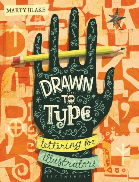 Buch - Drawn to Type