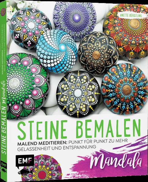 Buch - Steine bemalen Mandalas