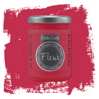 To-Do Fleur Chalky Look Paint Ironic Red 130ml