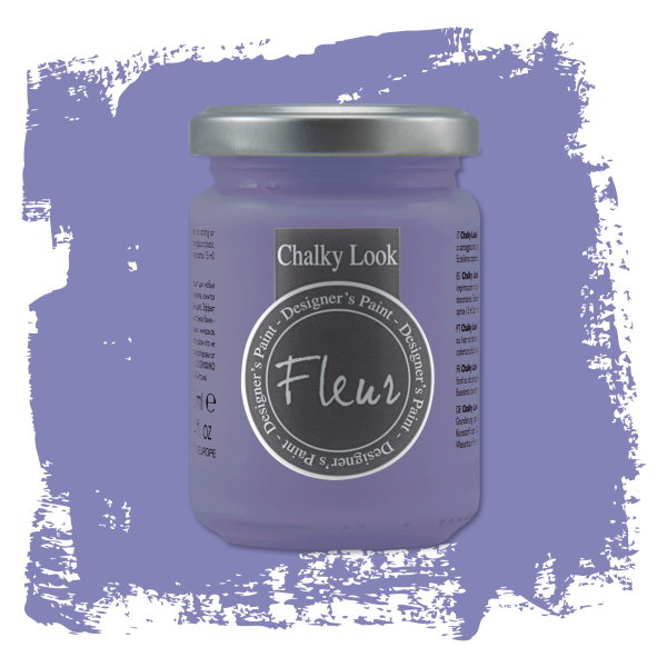 To-Do Fleur Chalky Look Paint Lavender Blue 130ml