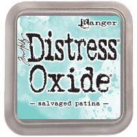 Distress Oxide Stempelkissen - Salvaged Patina