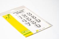 Birch Press Design - Sugar Script Die NUMBERS