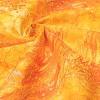 Baumwolle Fusion II SURGE Orange