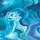 Baumwolle Fusion II SWISH Blue