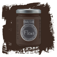 To-Do Fleur Chalky Look Paint Burnt Umber 130ml