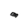 Steckverschluss breit schwarz für 20mm Band