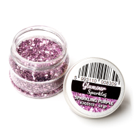 Stamperia Glamour Sparkles Sparkling Purple 40g