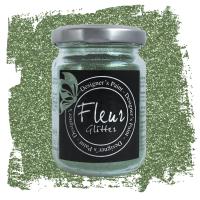 ToDo Fleur Glitter Sage Green