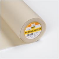 Decovil I light - Leichte aufbügelbare Einlage mit...