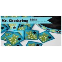 Mr. Cheekybug, Webetikette