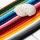 Polyester Rundkordel 4mm Grau