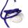 Polyester Rundkordel 4mm Violett