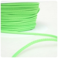 Polyester Rundkordel 4mm, neongrün