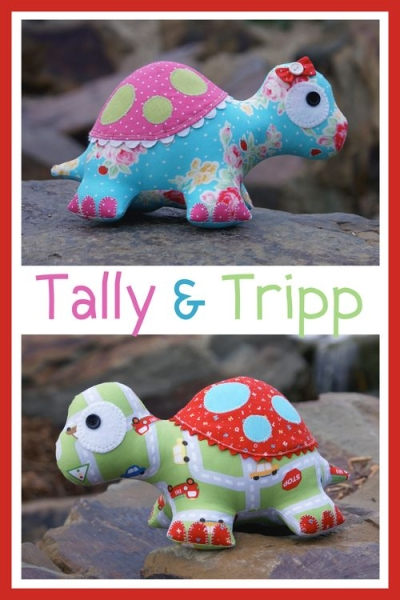 """Melly&Me Schnittmuster """"Tally & Tripp"""""""