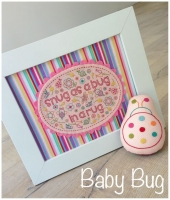 """Melly&Me Schnittmuster """"Baby Bug"""""""