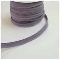 elastische Paspel, grau