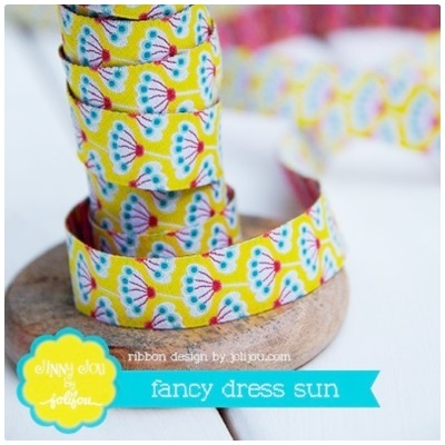Farbenmix Webband Fancy Dress sun