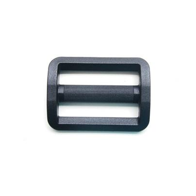 Versteller, doppelt, schwarz, 50 mm