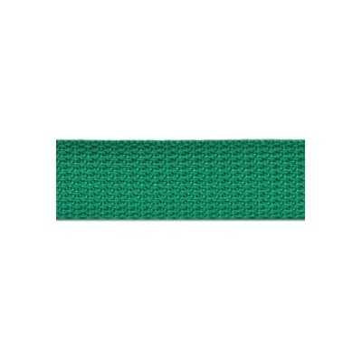 Poly Gurtband 2,54 cm (1 inch), grasgrün