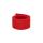 Poly Gurtband 30mm Rot