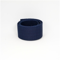 Poly Gurtband 30mm Marineblau