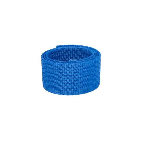Poly Gurtband 30mm Hellblau