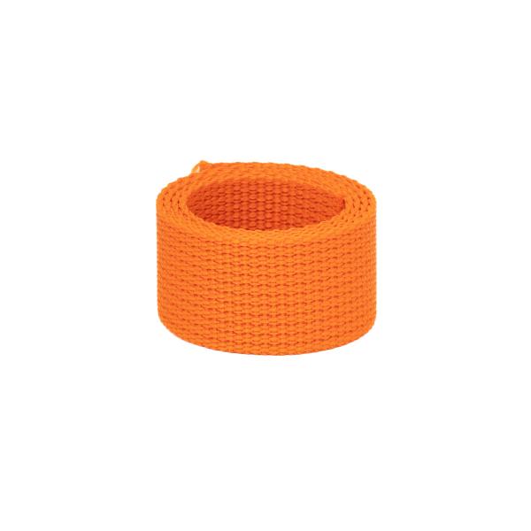Poly Gurtband 30mm Orange