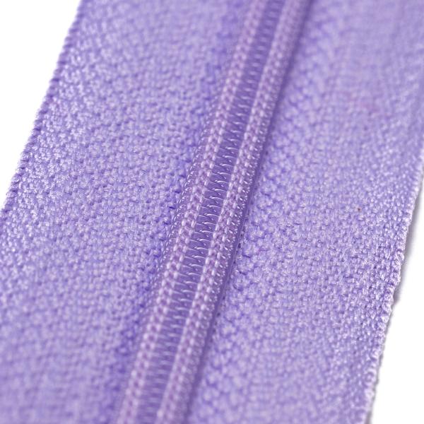 4mm Reissverschluss, lavendel