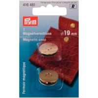 Prym Magnetverschluss, 19mm, gold