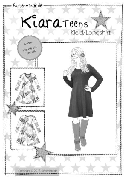 FM Kiara Teens Kleid/Longshirt